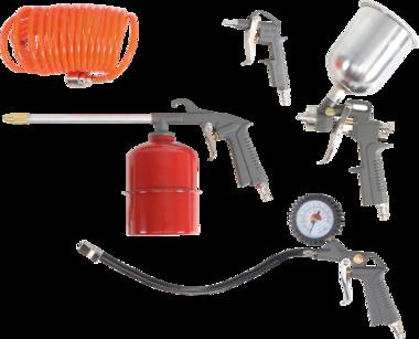 Coffret d'outils a air comprime