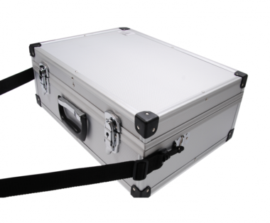 Malette aluminium | 460 x 340 x 150 mm