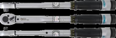 Cle dynamometrique atelier professionnel 10 mm (3/8) 20 - 110 Nm