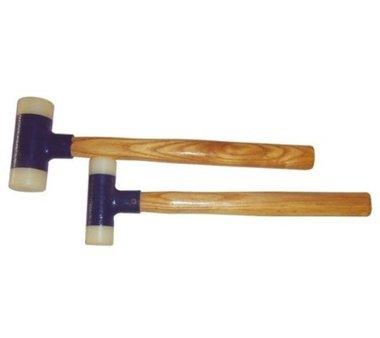 Ensemble de mousqueton en nylon de 2 pieces avec poignee Hickory