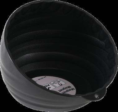 Bac à aimants, type profond, Ø 145 mm