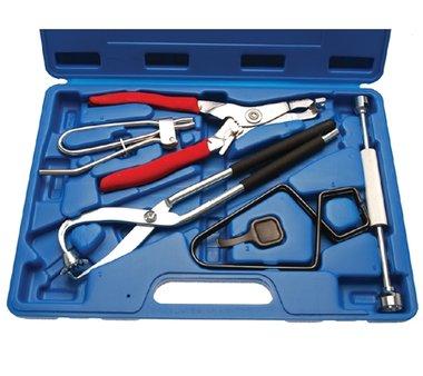 Set d'outils pour freins 6 pieces