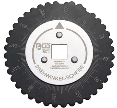 Cle de serrage angulaire pour serrage d'angle 12,5 mm (1/2)