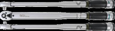 Cle a couple 1/2 pour fonctionnement cote droit et gauche, 70 - 350 Nm