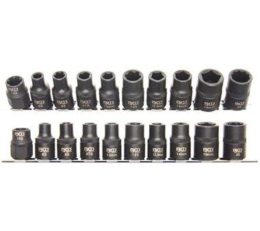 10 piece auto Sockets speciaux, le 3 - 5 - 6 et 10 pt