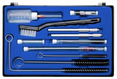 Kit de nettoyage pour pistolets peinture 24 pieces