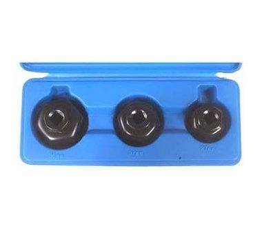 Set Cloche filtre a huile 3 pieces