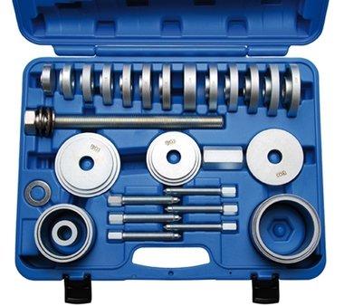 Ensemble d'outils de roulement de roues à 31 pièces