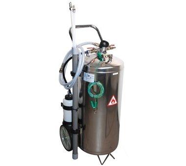 Recuperateur de carburant pneumatique 40 l