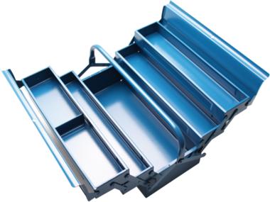 Caisse à outils 430 x 200 x 200 mm 5 compartiments