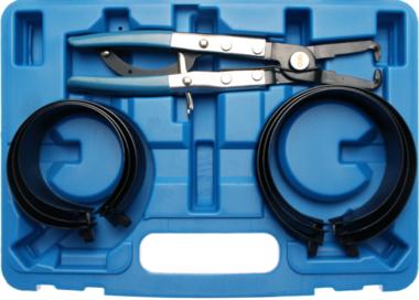 Set outils serrage segment 7-pieces