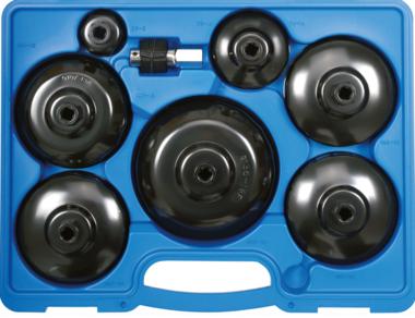 Jeu de cles filtres cloches vehicules utilitaires 9 pieces