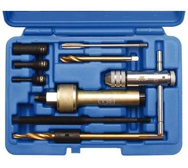 9 piece bougie de prechauffage Removal Tool Kit M9