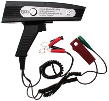 Lampe stroboscopique numerique pour moteurs essence
