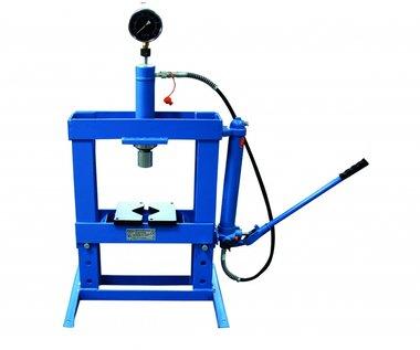 Atelier hydraulique Presse 10 T