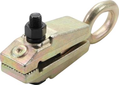 Griffe pour l'alignement de carrosserie, 43 mm, une direction de la traction, jusqu' a 5  a.