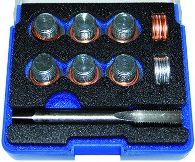 Kit de reparation pour carters M14 x 1,25 25 pieces