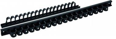 Porte-outils avec 18 boucles, 500 mm