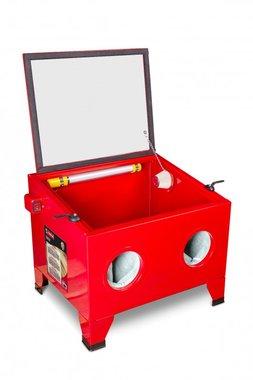 Cabine de sablage 80 liter