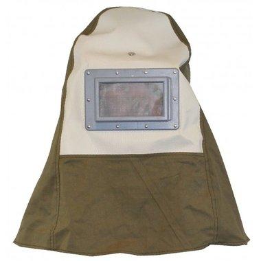 Masque de protection pour le sablage