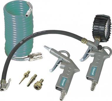 Set de 6 outils pneumatiques