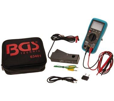 Automobile multimetre numerique avec interface USB