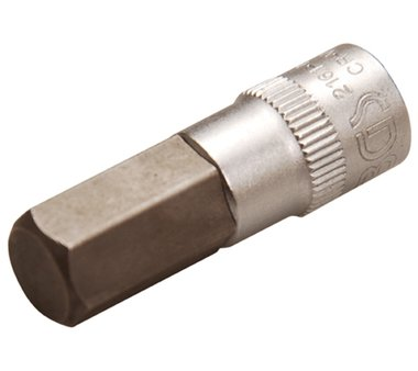 1/4 Embout hexagonal interne, 10 mm