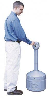 Cendrier de securite SIP100G, 7kg