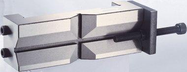 Mors prismatiques universels avec butee UPB140, 1,70kg