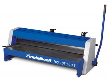 Cisaille guillotine manuelle d'établi TBS650, 100kg