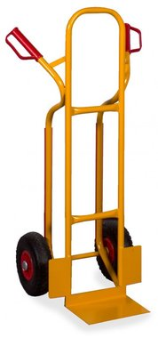 Handtruck haute PU 250 kg pneus SHC04250