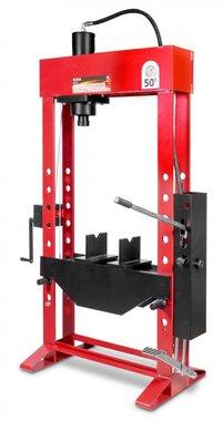Presse hydraulique d'atelier manuelle 50 t