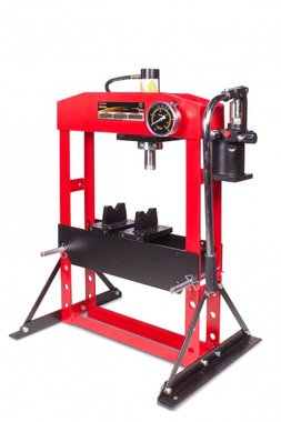 Presse hydraulique d'etabli manuelle 15 t