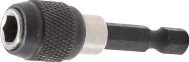 Porte-embout automatique poussee six pans interieurs 6,3 (1/4) 50 mm