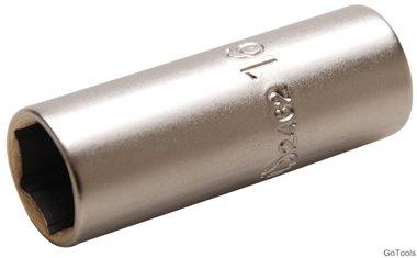 Prise de bougie d'allumage, entra nement 1/2, SW 16 mm