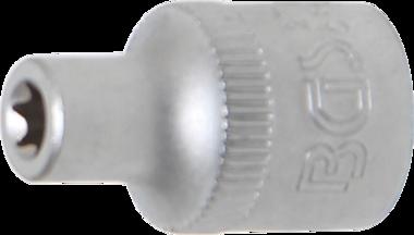 Douille pour clé, profil E 10 mm (3/8) E6