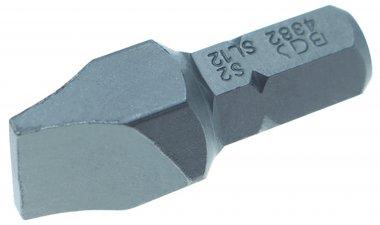 Embout plat 12 mm, 30 mm long, 5/16