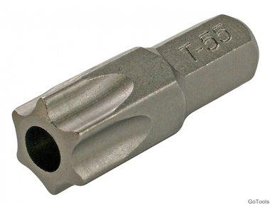 Embout TX perce T55 Bit, 30 mm long, 5/16