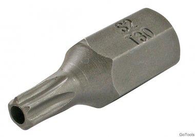 Embout torx perce long 30 mm T30, 3/8