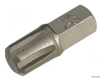 Embout torx long 30 mm, M11