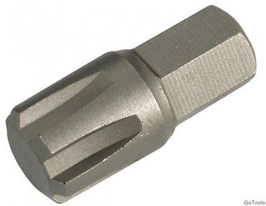 Embout torx long 30 mm, M13