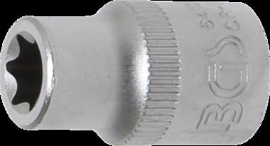 Douille pour clé, profil E 10 mm (3/8) E10