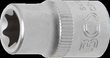 Douille pour clé, profil E 10 mm (3/8) E12
