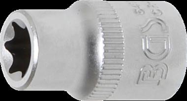 Douille pour clé, profil E 10 mm (3/8) E11