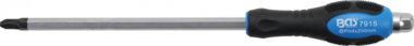 Tournevis, lame à profil six pans cruciforme PH4 longueur de la lame 200 mm