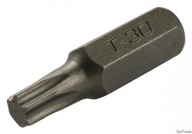 Mèche 8 mm (5/16) hexagonale profil T (pour Torx) T40