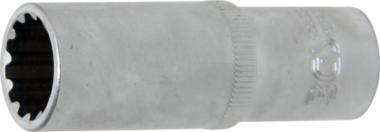 Douille pour clé, Gear Lock, profonde 10 mm (3/8) 15 mm