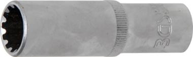 Douille pour clé, Gear Lock, profonde 10 mm (3/8) 13 mm