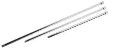 Jeu de rallonges 6,3 mm (1/4) 300 / 380 / 450 mm
