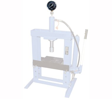 Manometer voor hydraulische Workshop Pers